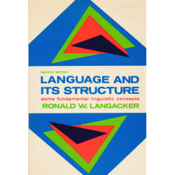 Language and its structure : some fundamental linguistic concepts