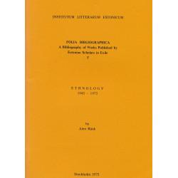 Ethnology 1945-1975