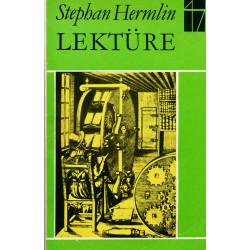 Lektüre, 1960-1971