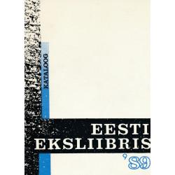 Eesti eksliibris '89 : kataloog