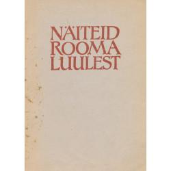 Näiteid rooma luulest eestikeelses tõlkes