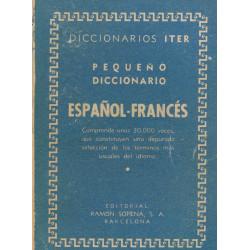 Pequeno Diccionario Espanol-Frances
