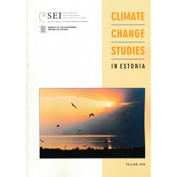 Climate change studies in Estonia