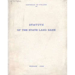 Statute of the State Land Bank