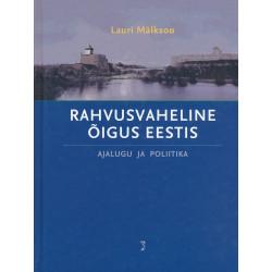 Rahvusvaheline õigus Eestis...