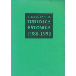 Bibliographia iuridica...