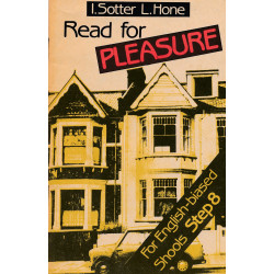 Read for pleasure : step 8...
