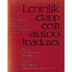 Leninlik etapp eesti...