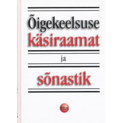 Õigekeelsuse käsiraamat ja...