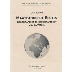 Maateadusest Eestis :...