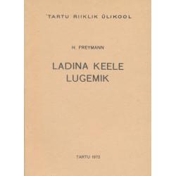 Ladina keele lugemik :...