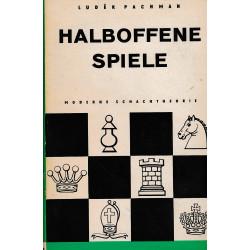 Halboffene Spiele : moderne...