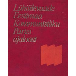 Lühiülevaade Eestimaa...