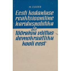 Eesti kodanluse...