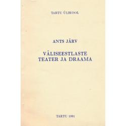 Väliseestlaste teater ja...
