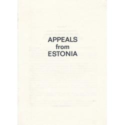 Appeals from Estonia