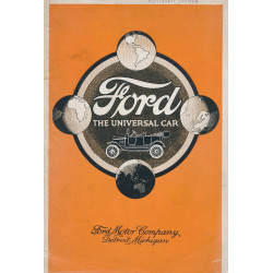 Ford the universal car