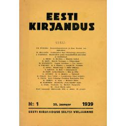 Eesti Kirjandus : Eesti...
