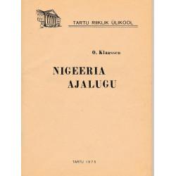 Nigeeria ajalugu : lühike...
