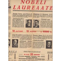 Nobeli laureaate :...