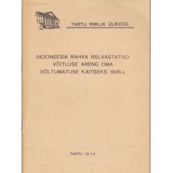 Indoneesia rahva...