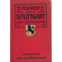 Führer durch Stuttgart und...
