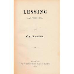 Lessing als Philosoph