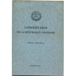 Constitution de la...