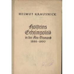 Holsteins Geheimpolitik in...