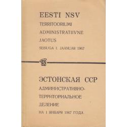Eesti NSV territooriumi...