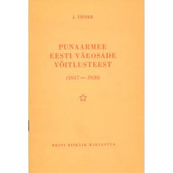 Punaarmee Eesti väeosade...