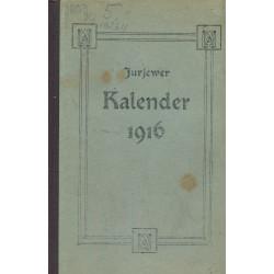 Jurjewer Kalender pro 1916