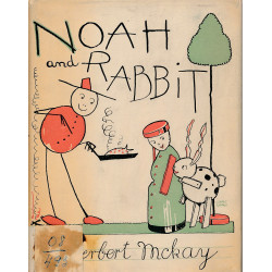 Noah and rabbit : a nursery...
