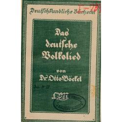 Das deutsche Volkslied :...
