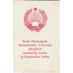 Eesti Nõukogude...