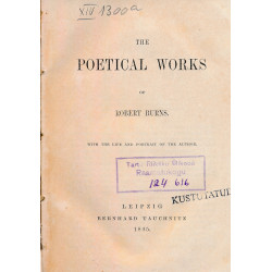 The poetical works of...