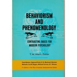Behaviorism and...