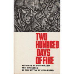 Two hundred days of fire:...