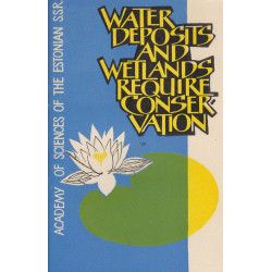 Water deposits and wetlands...