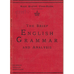 The brief English grammar...