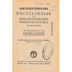 Encyclopädie der...