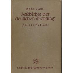 Geschichte der deutschen...