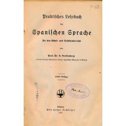 Praktisches Lehrbuch der...