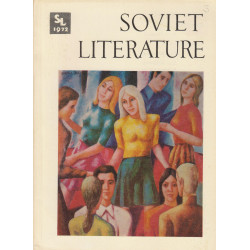 Soviet Literature No.8, 1972