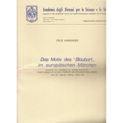 """Das Motiv des """"Blaubart"""" im..."""