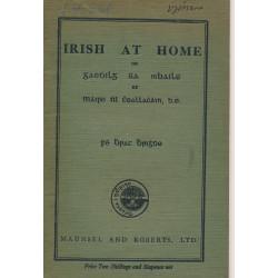 Irish at home : or Gaedhilg...