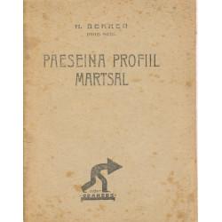 Paeseina profiil Martsal :...
