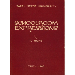 Schoolroom expressions :...