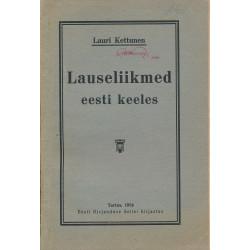 Lauseliikmed eesti keeles