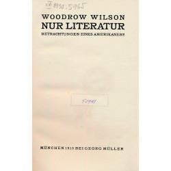 Nur Literatur :...
